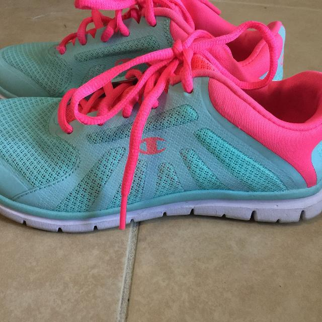 37da097a197 Find more Champion Memory Foam Running Shoes Euc for sale at up to ...