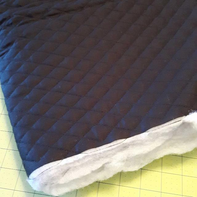 Find more Bn Black Pre Quilted Fabric for sale at up to 90% off ... : pre quilted fabric for sale - Adamdwight.com