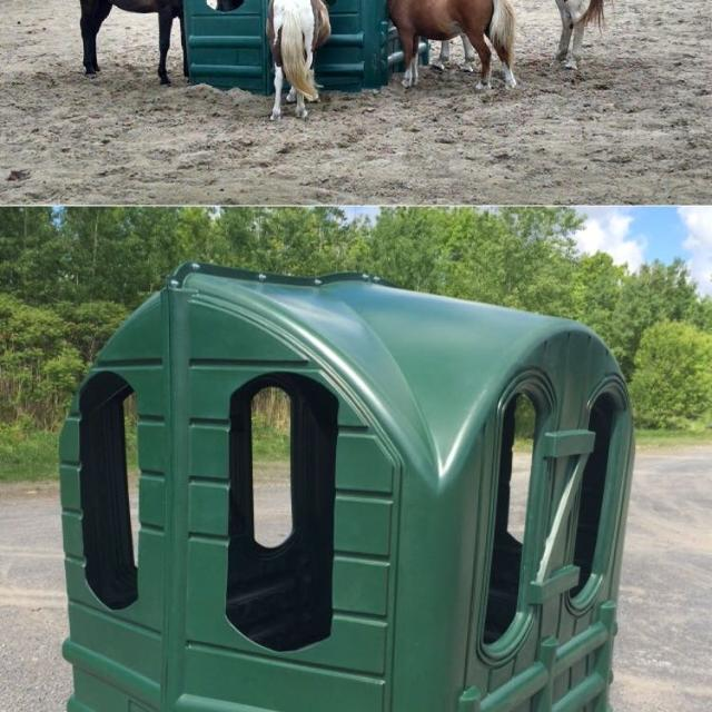 Best Hay Hut Horse Feeder For Sale For Sale In Port Huron