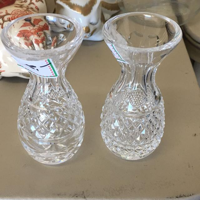 Find More Small Crystal Vases For Sale At Up To 90 Off