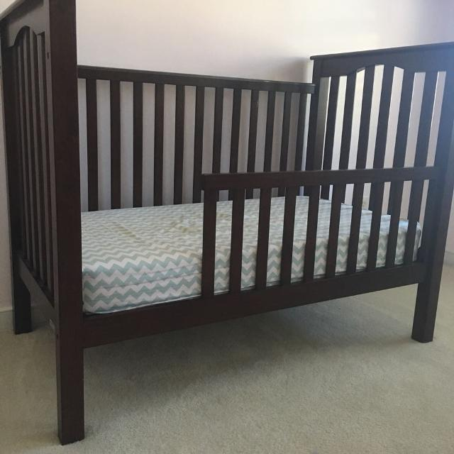 Best Pottery Barn Kids Kendall Convertible Crib In Chocolate For Richmond Virginia 2019