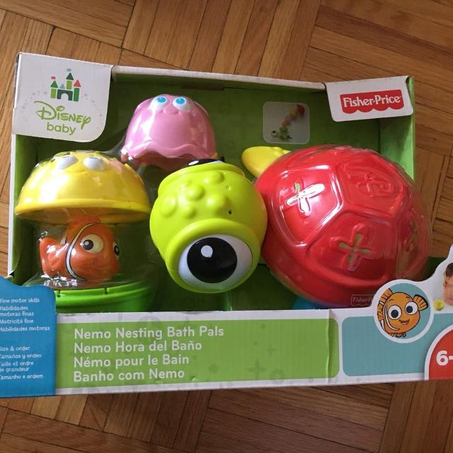 Amazing Fisher Price Bath Toys Contemporary - Bathroom with ...