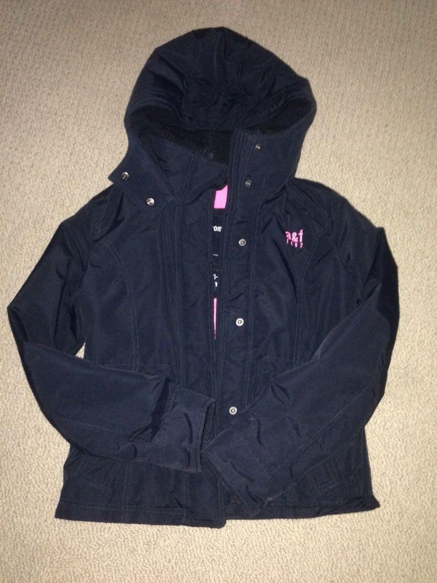 1a1c29e25 Find more Abercrombie Girls All Season Weather Warrior Jacket Size L ...