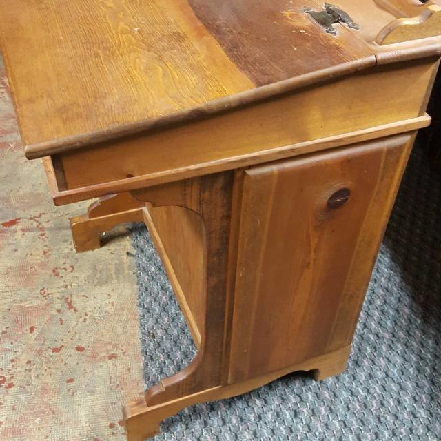 Antique Captain's Desk - Best Antique Captain's Desk For Sale In Davenport, Iowa For 2019