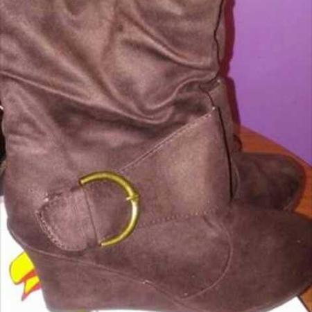 New Boots Sz11