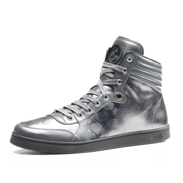 b1f74b315a1 Find more Authentic Gucci Coda Men s High Top Sneakers In Platinum ...
