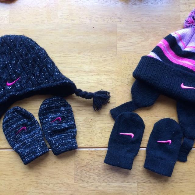 8ebbaffdffbea Find more Infant Girls Nike Toque And Mitts for sale at up to 90% off