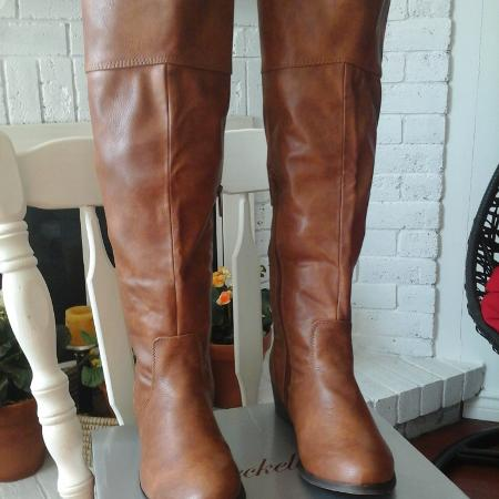 Brand new studded knee high boots for sale  Canada
