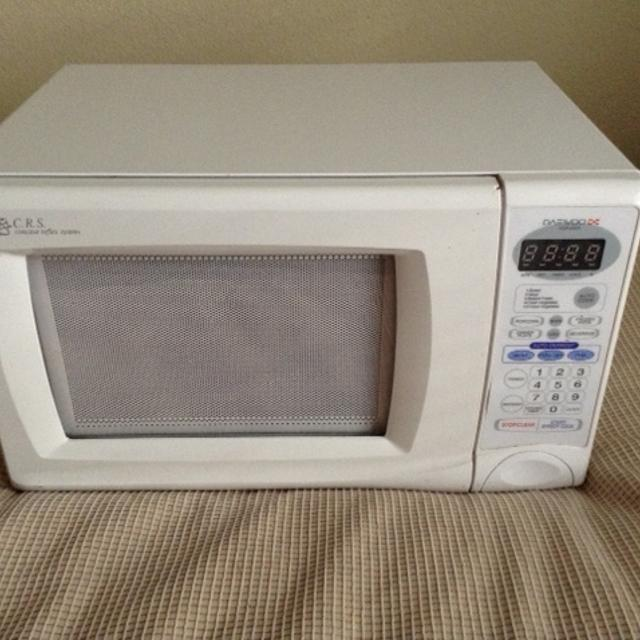 Find more Good Condition Daewoo Kor-630a Microwave Oven for sale at