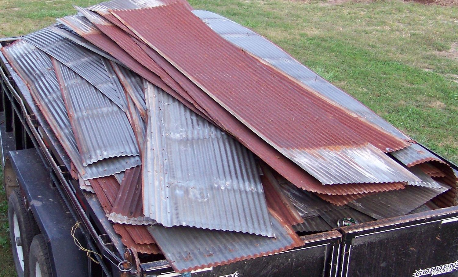 Best Old Corrugated Rusty Tin Barn Roof Panels For Sale In
