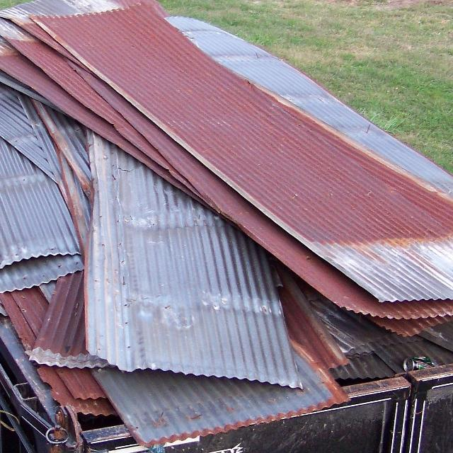 Best Old Corrugated Rusty Tin Barn Roof Panels for sale in ...