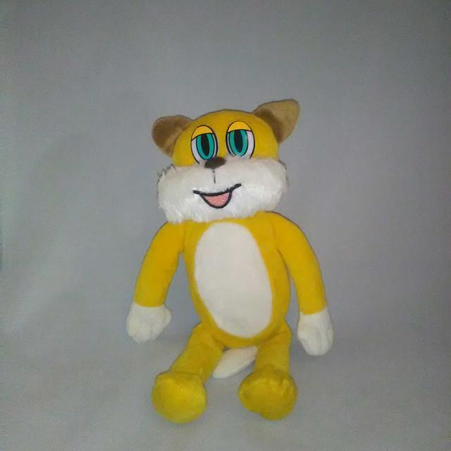 Stampy Cat plush toy (Minecraft) rare and limited