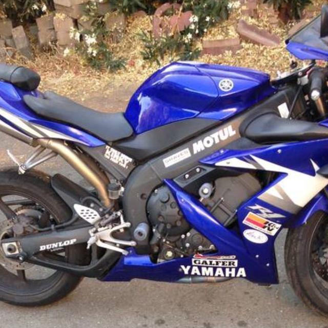 Yamaha 2005 R1
