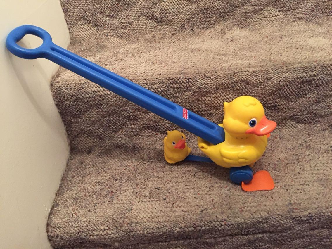 Find more Fisher Price Walk And Waddle Duck for sale at up to 90% off