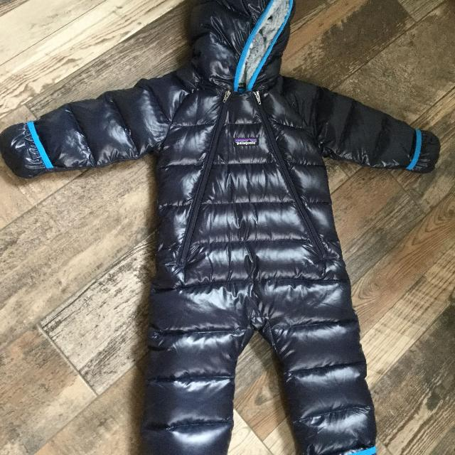 36ac3b811 Find more Patagonia Baby Hi-loft Down Sweater Bunting (6-12m) for ...