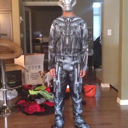 Ultron costume for sale  Canada
