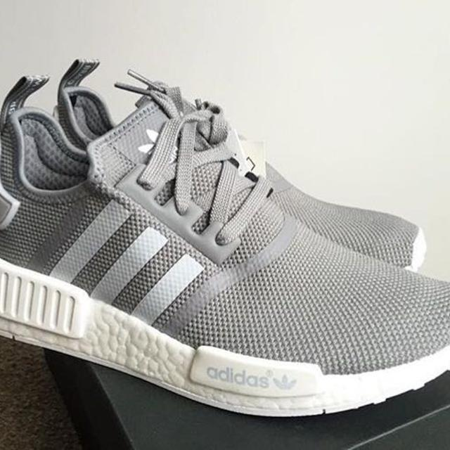 Find more Adidas Nmd Grey Women Size 7-7.5 for sale at up to 90% off bdcb5672cac