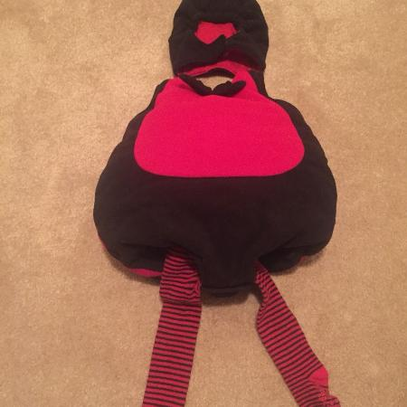 Lady Bug Halloween Costume 0-6m for sale  Canada