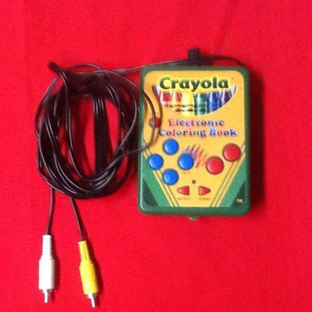 Best Crayola Electronic Coloring Book Plug In for sale in Oshkosh ...