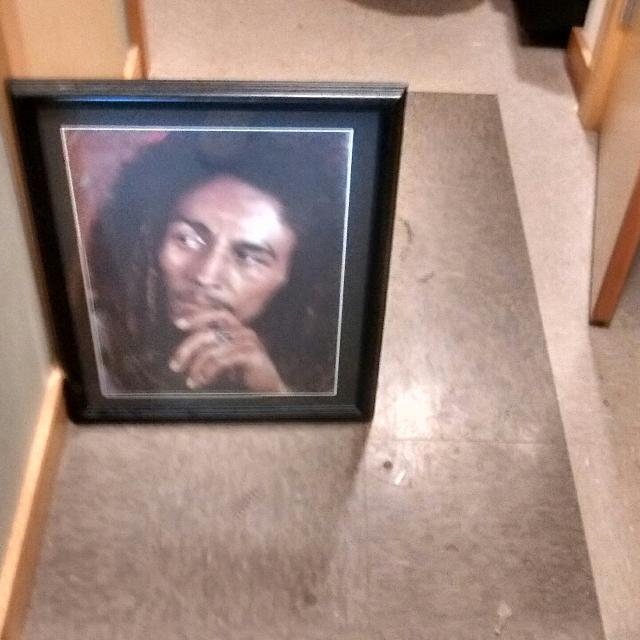 Best Framed Bob Marley Color Print By Haiyan for sale in Bellevue ...