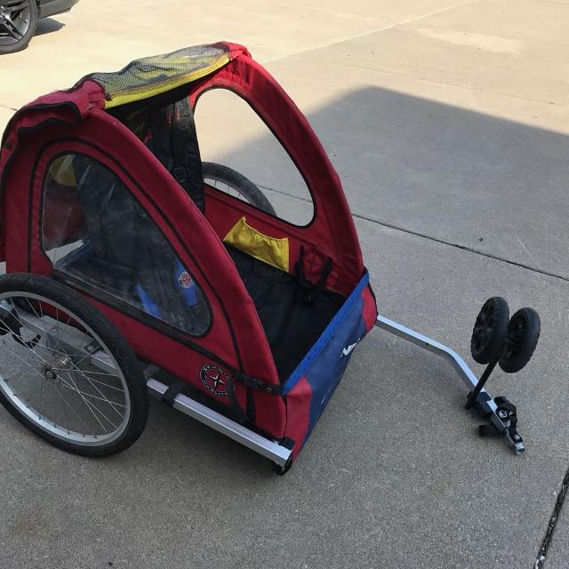 Find More Schwinn Pull Behind Bike Trailer For Sale At Up To 90 Off