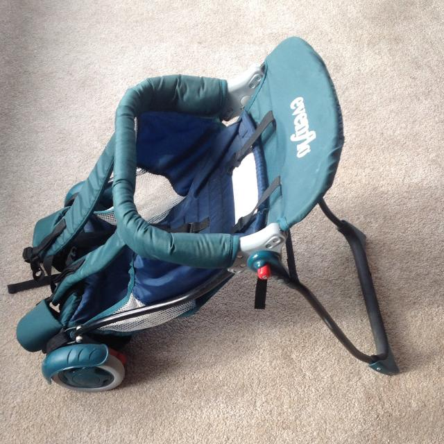 Evenflo Hike Roll Child Carrier 20