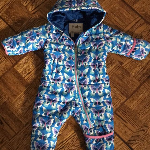 87c13ca77f58 Find more Like New- 12 18 Month Hatley Snowsuit for sale at up to 90 ...