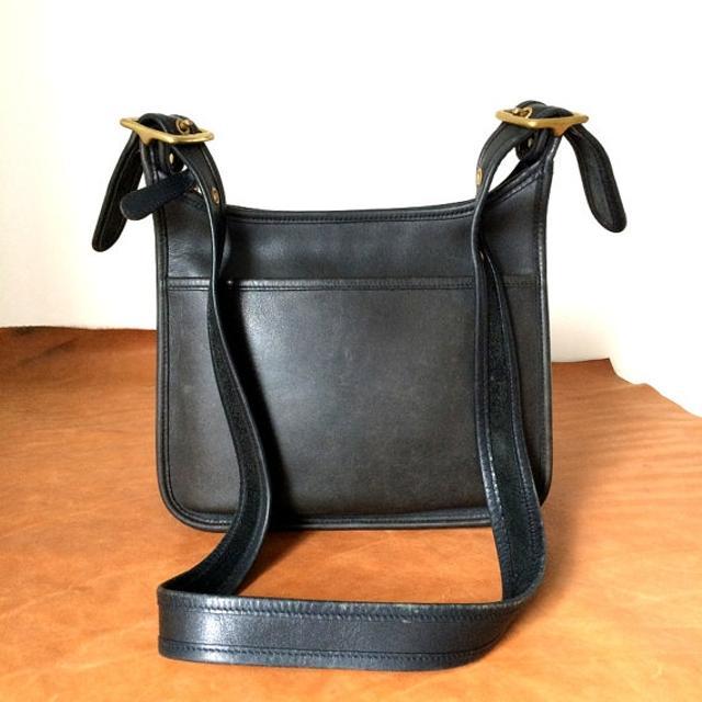 c975f98516 Best Vintage Coach Legacy Zip  9966 Black Leather Hobo Shoulder Cross Body  Purse Bag for sale in Houston