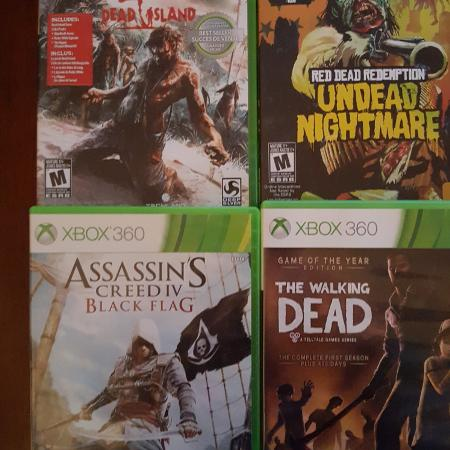 Xbox 360 games $10 each, used for sale  Canada
