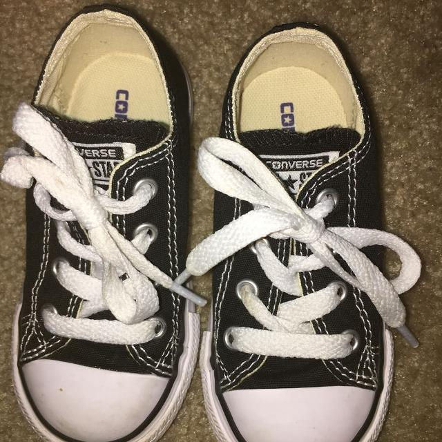 49c846be82b3 Best Toddler Converse Size 7 for sale in Grapevine