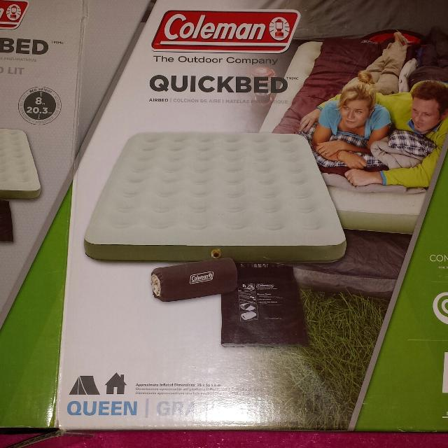 Find More Coleman Queen Size Air Mattress For Sale At Up To 90 Off