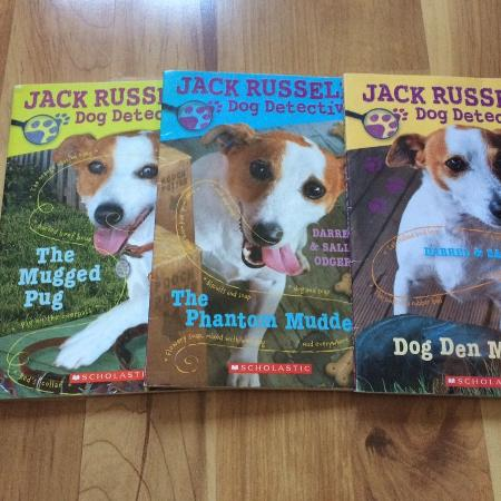 Jack Russell: Dog Detective for sale  Canada