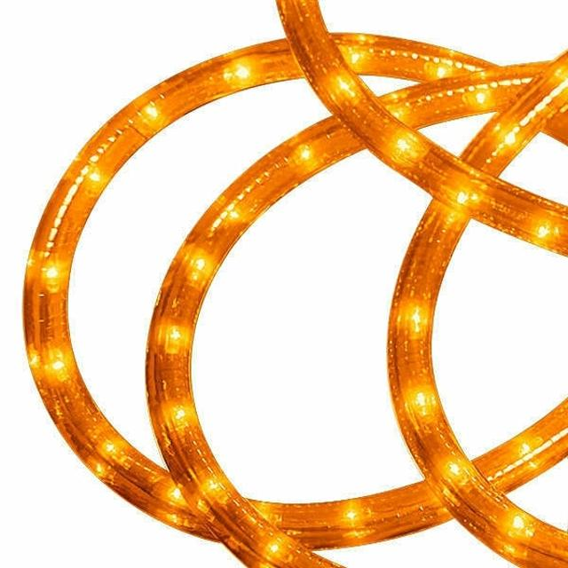 Find more as new two orange led rope lights each about 10 as new two orange led rope lights each about 10 aloadofball Image collections