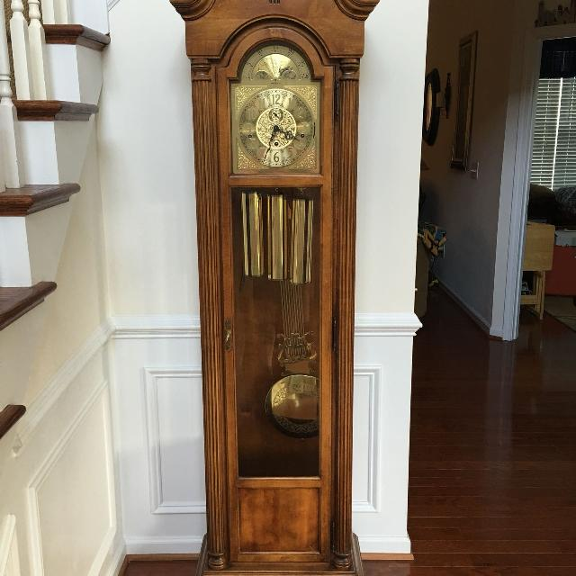 Best Howard Miller Grandfather Clock For Sale In Monroe North