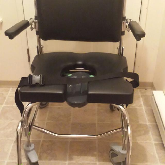Find more Raz Rehab Shower Commode Chair ( Reduced For Quick Sale ...