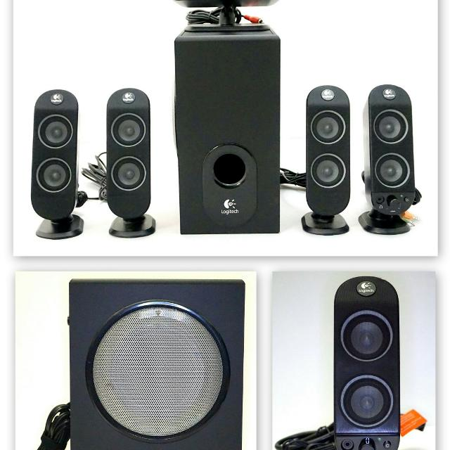 127c7ebd765 Best Logitech Speakers X-530 for sale in Livermore, California for 2019