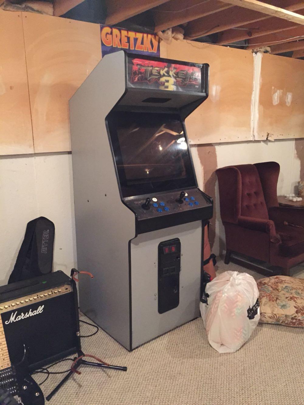 Best Tekken 3 Arcade Machine For Sale In Oshawa Ontario For 2020