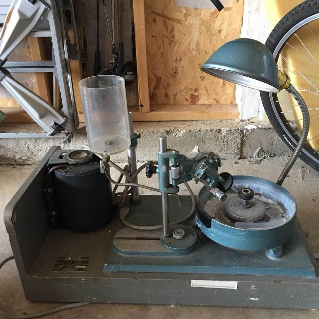 Find more graves faceting machine for sale at up to 90 for Jewelry supply colorado springs