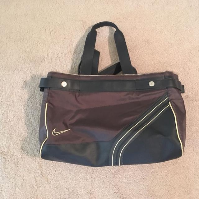 Navy Nike Yoga Bag