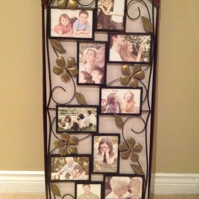 Find More Wrought Iron Wall Collage Picture Frame For Sale At Up To