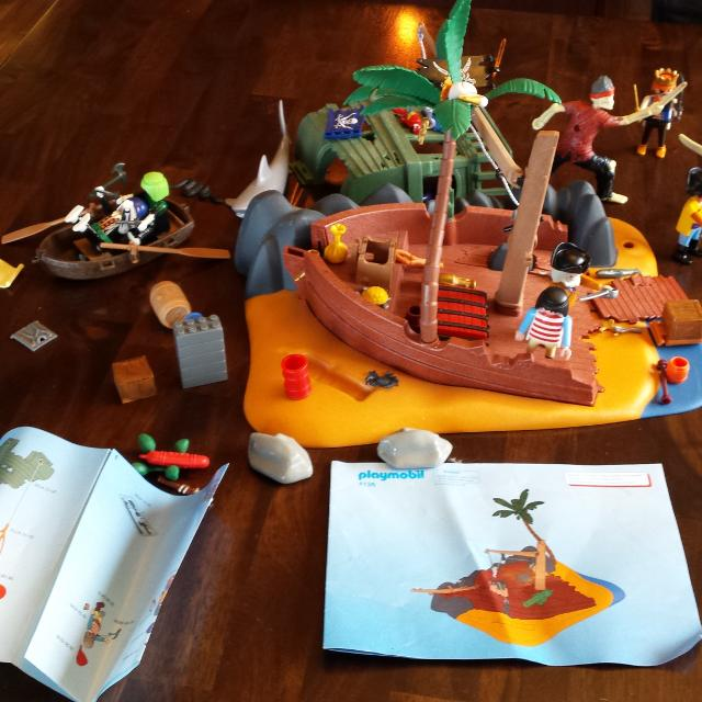Find More Playmobil Pirate Island Set For Sale At Up To 90 Off