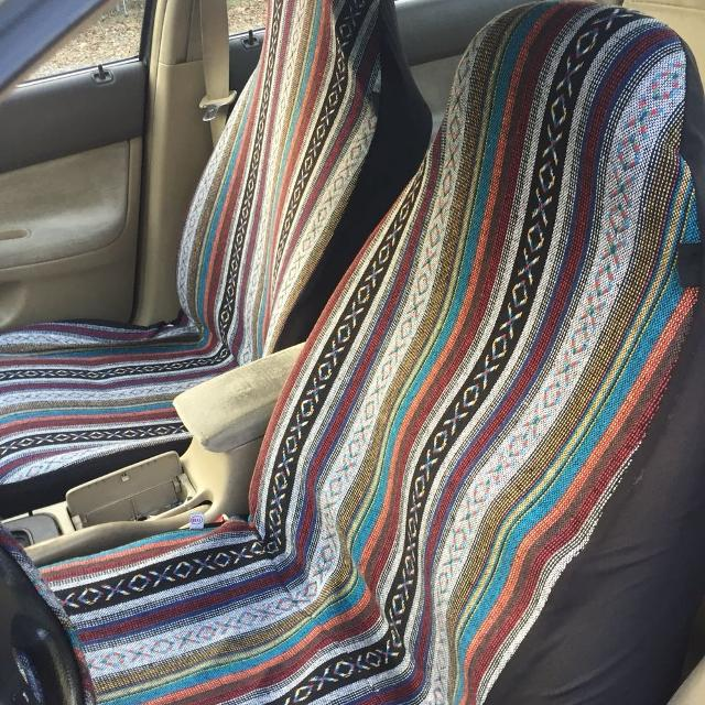 Aztec Steering Wheel And Seat Covers
