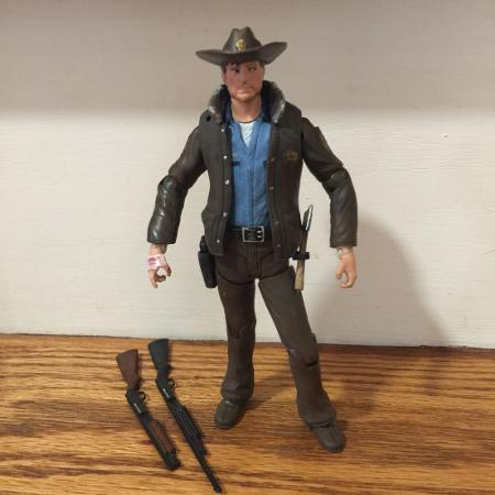 The Walking Dead Comic Series 1 Rick... for sale  Canada