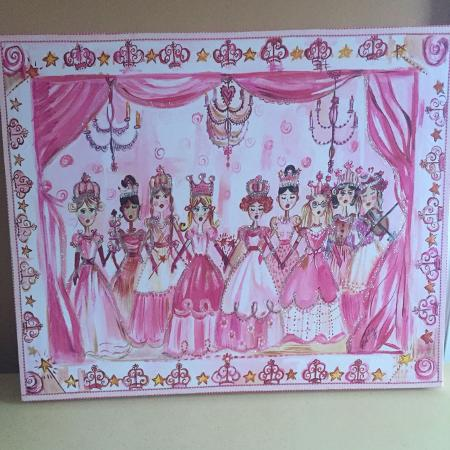 Adorable fairies wall art for girls... for sale  Canada