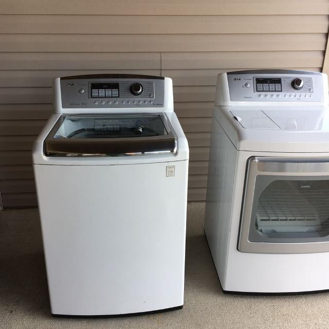 Lg Waveforce Washer