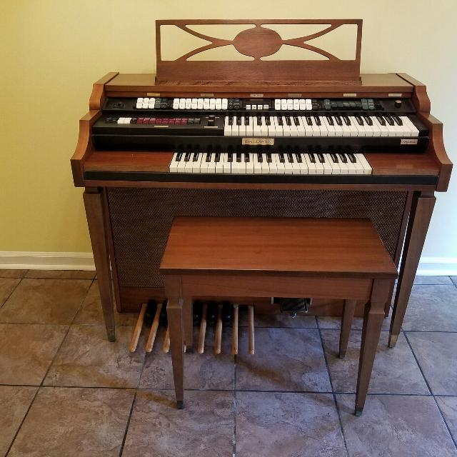 Find more baldwin organ model 56 r electric organ plays for Classic house organ bass
