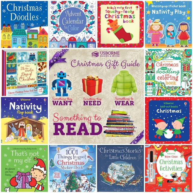 Usborne Christmas Books 2019 The 12 days of Christmas  Usborne Books & More in Champaign