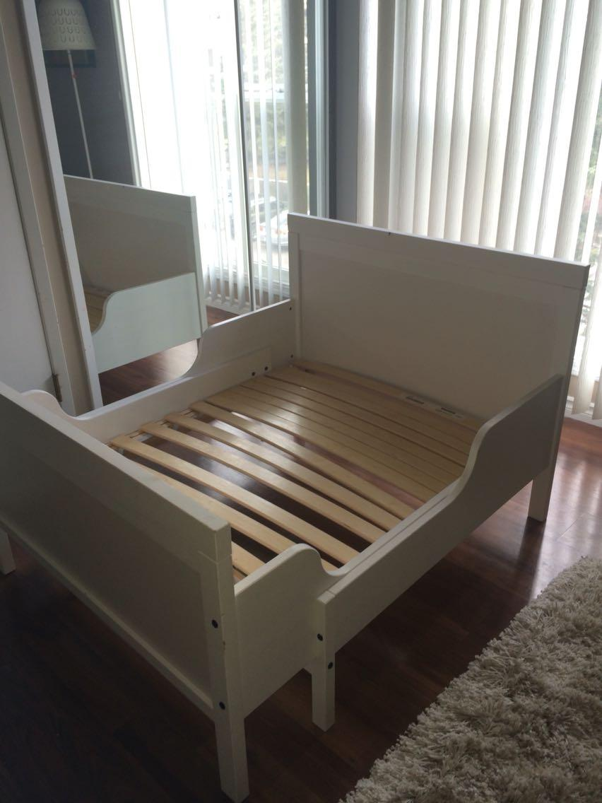 Find more Sundvik Ikea Extendable Bed for sale at up to 90 ...