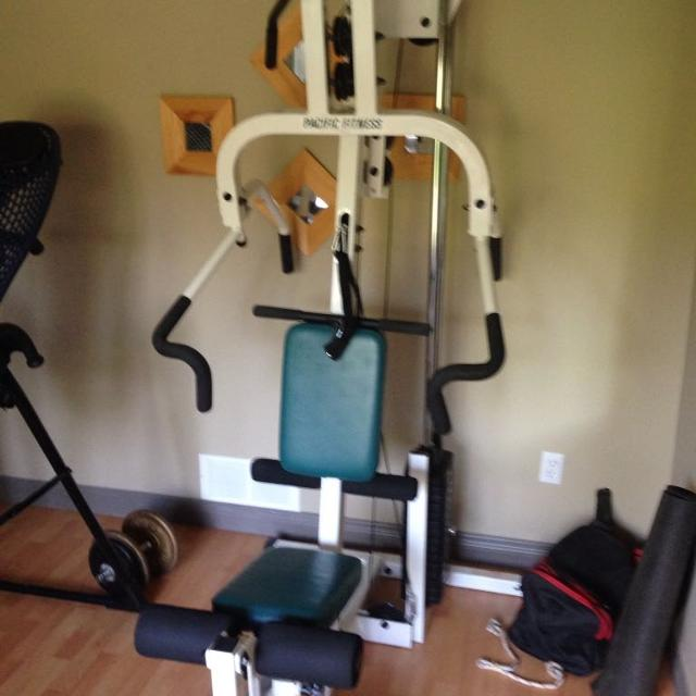 Find more pacific fitness zuma weight bench for sale at up