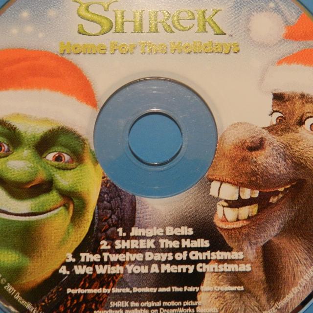 Shrek Christmas.Best Shrek Christmas Cd Free With Purchase Of 15 For Sale